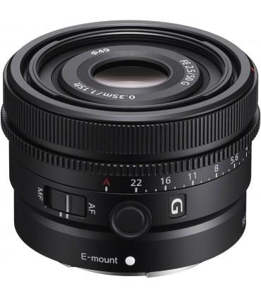 لنز سونی مدل FE 50mm f/2.5 G
