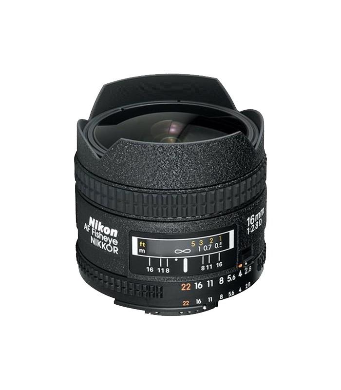 Nikon AF Fisheye-NIKKOR 16mm f2.8D