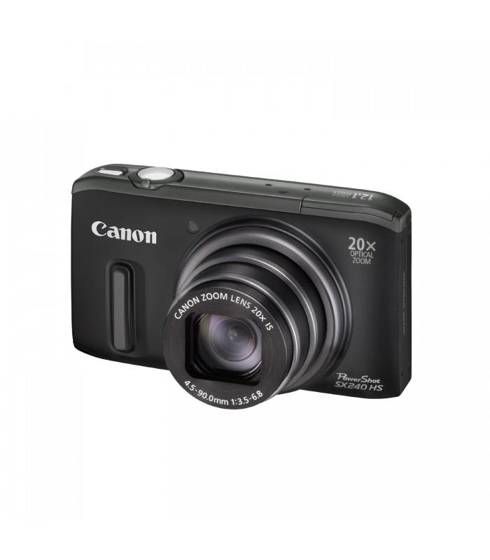Canon PowerShot SX240 HS با ضمانت شرکت ایدهآل