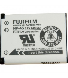 Fujifilm NP-45 Rechargeable Lithium-Ion Battery