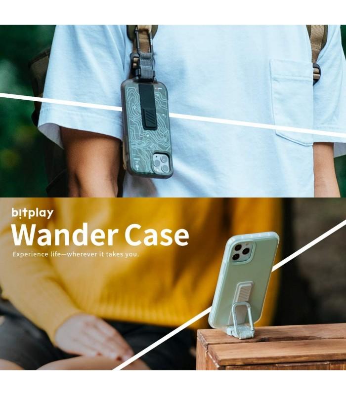 قاب گوشی بیت پلی مخصوص آیفون 12 و 12pro مدل bitplay Wander Case