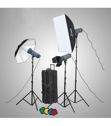 Visico Studio Flash VC-300 HH Novel kit