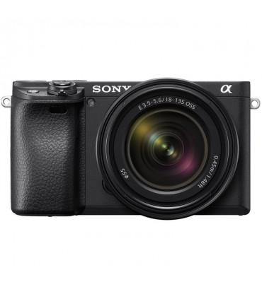 دوربین دیجیتال کامپکت سونی مدل Alpha a6400 همراه لنز Sony 16-50mm