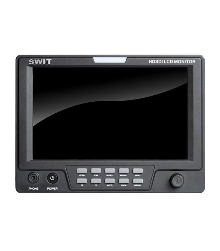 SWIT 7-inch HDSDI/HDMI Monitor S-1071H