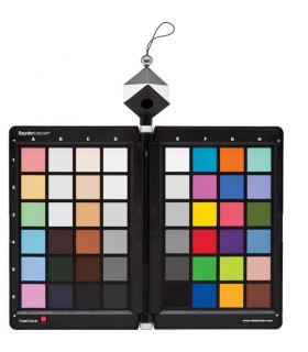 Datacolor SpyderCheckr Color Calibration Tool for Digital Cameras