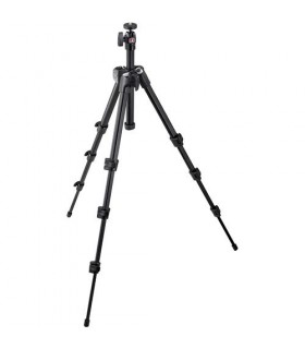 Manfrotto M-Y Micro 4-Section Tripod with compact Ball Head 7322YSHB