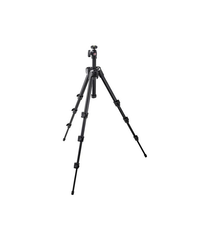 Manfrotto M-Y Micro 4-Section Tripod with compact Ball Head7322YSHB