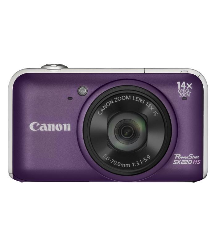Canon PowerShot SX220 HS با ضمانت شرکت ایدهآل