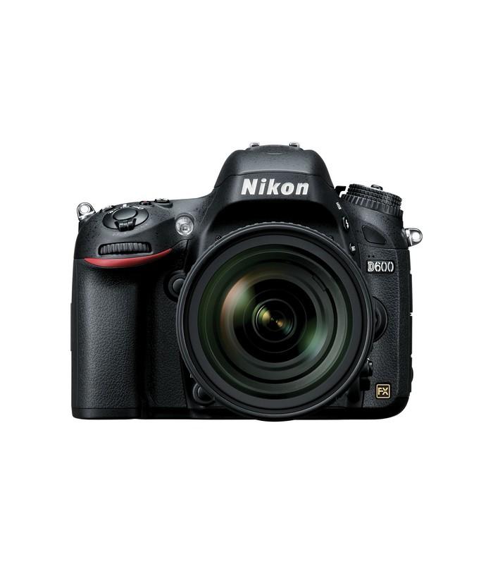 Nikon D600 + 24-85 VR