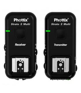 Phottix رادیو تریگر برای فلاش های رودوربینی و استودیویی مدلStrato II مخصوص دوربین های نیکون