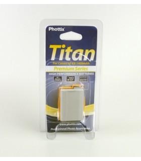 Phottix باتری لیتیوم قابل شارژمدل LP-E8
