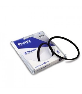 Phottix ULTRA SLIM 1mm UV Protector 52mm