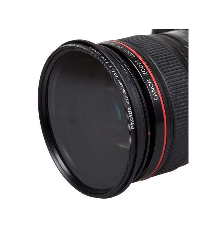 Phottix VND Variable ND Filter 52mm