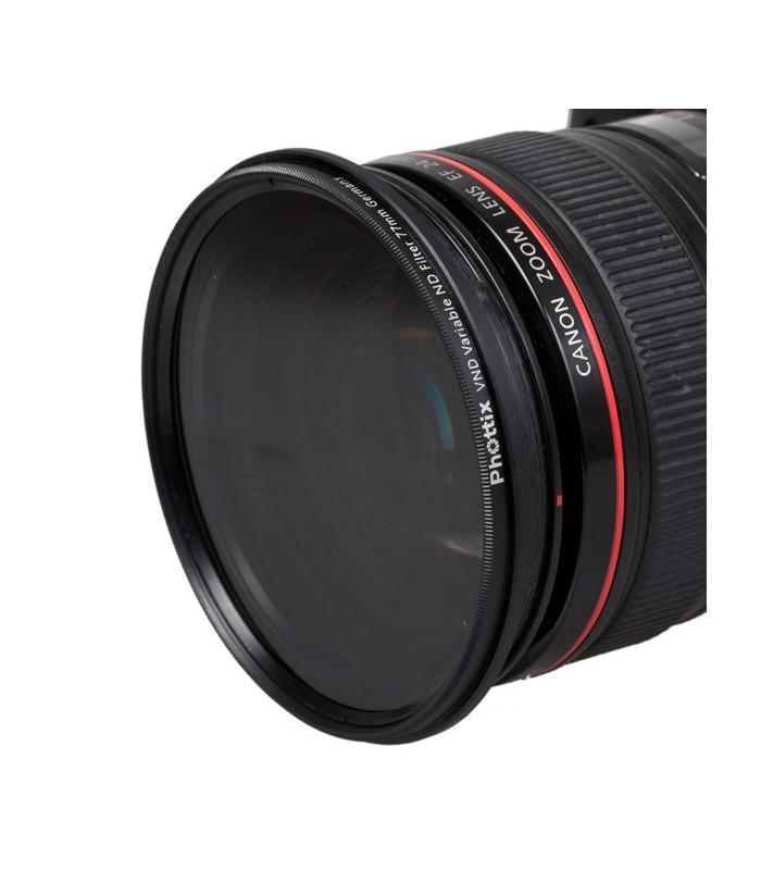Phottix VND Variable ND Filter 52mm