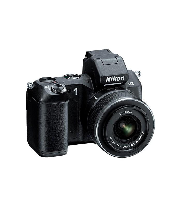 Nikon 1 V2 With 1 Nikkor VR 10-30mm f3.5-5.6 Lens