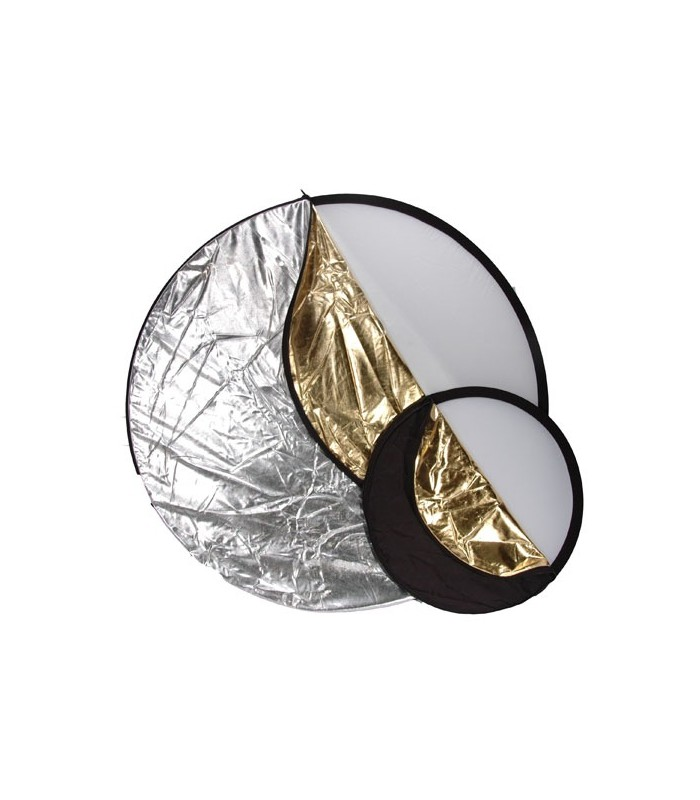 Phottix 5 in 1 Light Multi Collapsible Reflector 80cm