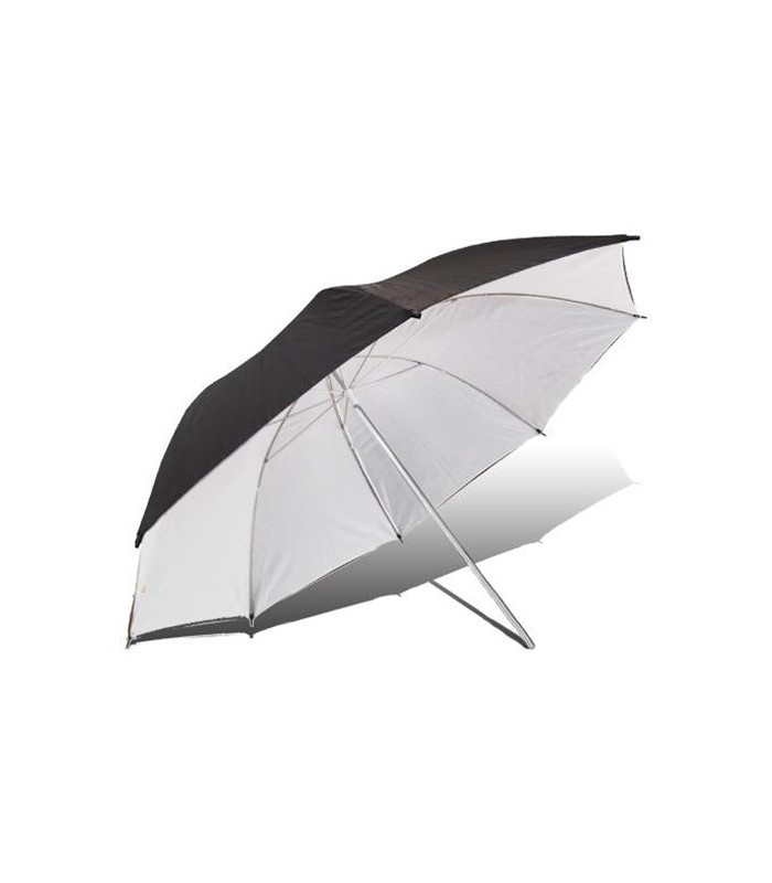 White-Black Umbrella