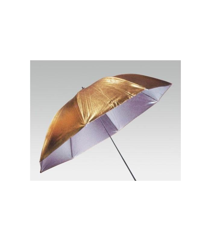 Gold-Silver Umbrella