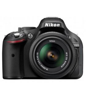 Nikon D5200 + 18-55