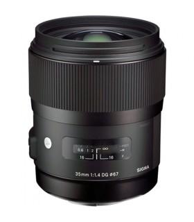 Sigma 35mm f1.4 DG HSM Lens (Canon Mount)