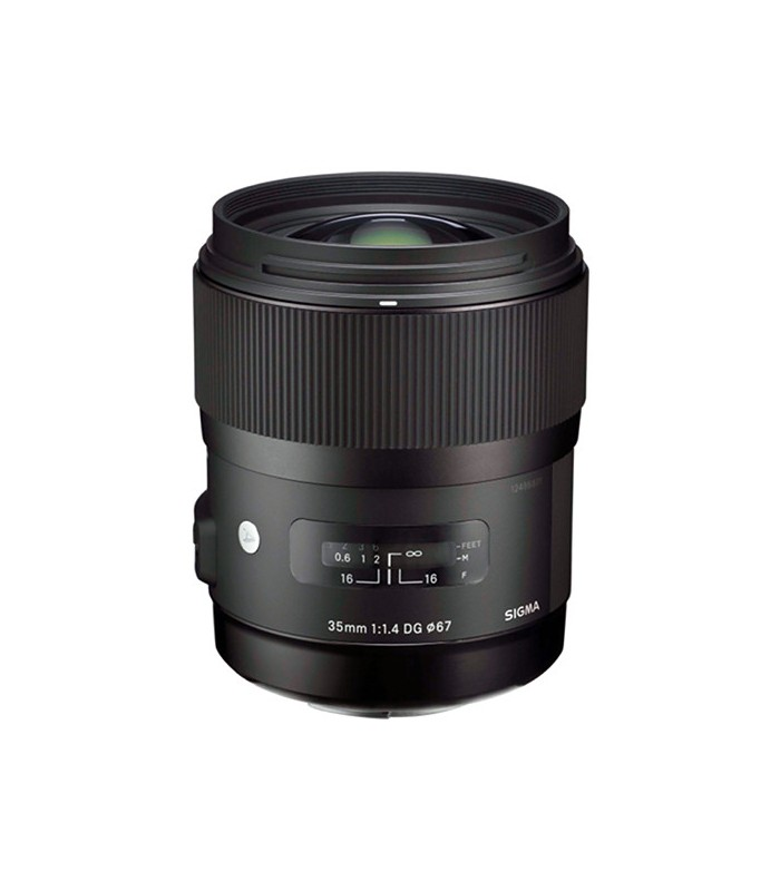 Sigma 35mm f/1.4 DG HSM Lens (Nikon Mount)