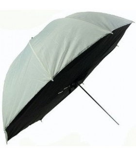Umbrella-Soft Box Dual Layer white-black
