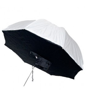 Umbrella Soft-Box Dual Layer White/Black