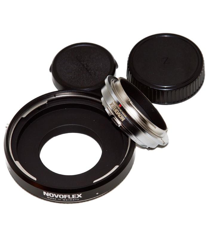 Novoflex Hasselblad Lens Adapter Ring to Nikon Cameras