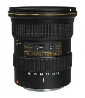 Tokina AT-X 116 PRO DX-II 11-16mm f/2.8 - Canon Mount