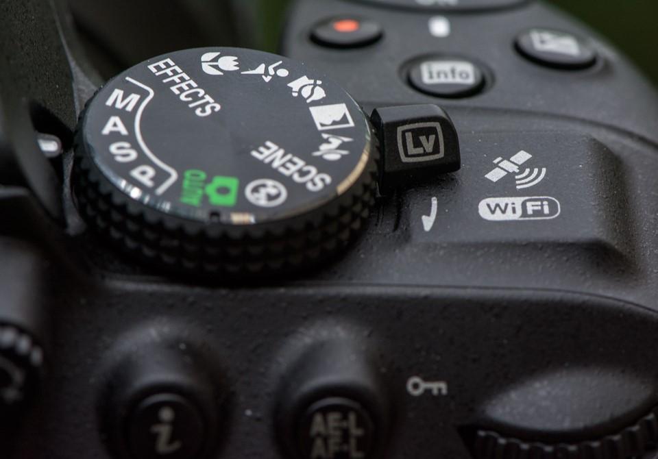 wifi GPS Nikon D5300
