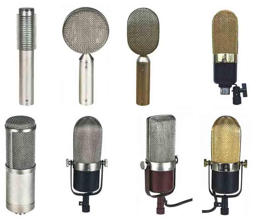 Aluminium-Ribbon-Microphones-PR200-PR300-PR500-