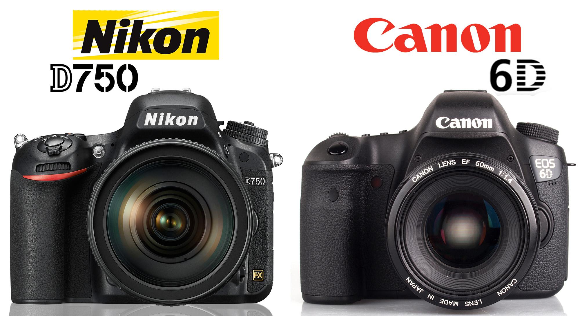 مقایسه Canon 6D و Nikon D750   مجله پیکسلدر این مطلب قصد دارم به مقایسه ی این دوربین جدید نیکون و نزدیک ترین رقیبش  در برند کانن، یعنی 6D بپردازم. احتمالا با خودتان بگویید که این مقایسه ی  منصفانه ای ...