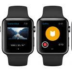 نرمافزار گوپرو نسخه iOS ساعت اپل را به ریموت کنترل گوپرو تبدیل میکند