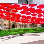 رونمایی سامسونگ از تلویزیون 88 اینچی مبتنی بر Quantom-dot