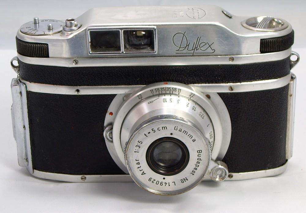 Duflex اولین دوربین DSLR