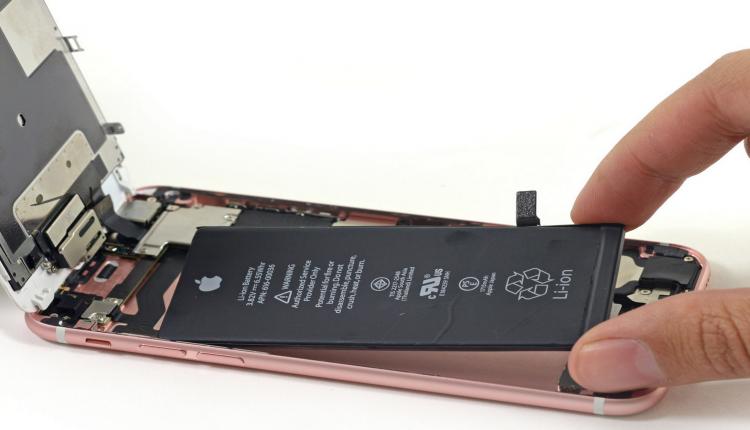 ال جی تنها تامین کننده باتری آیفون 9 خواهد بود