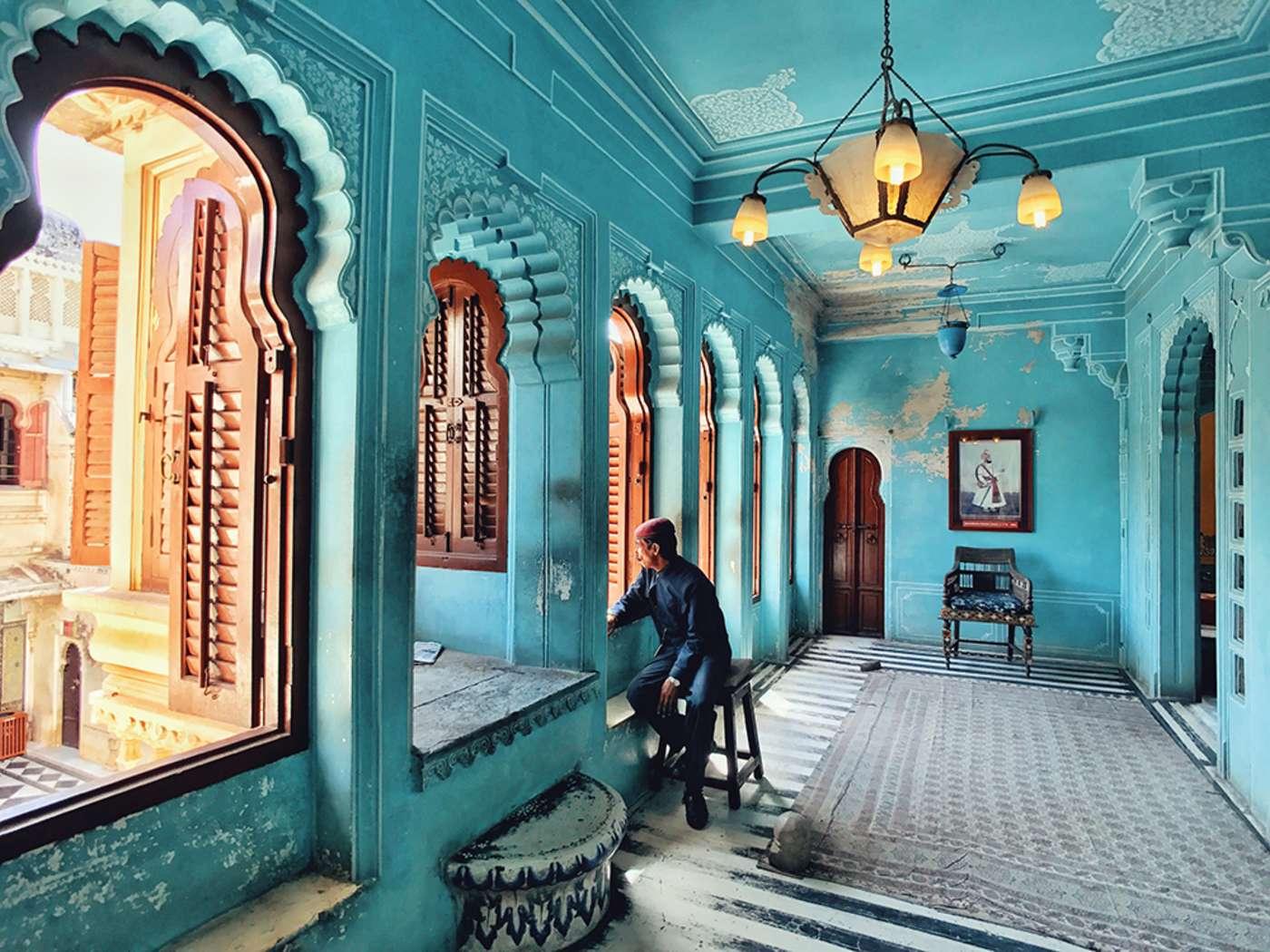 ادیپور ایالت راجستان هند
