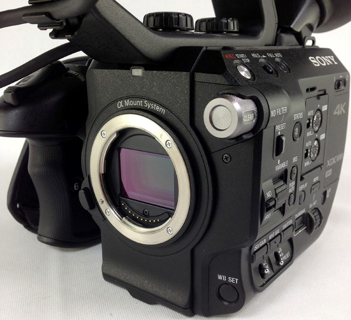 دوربین Sony PXW-FS5
