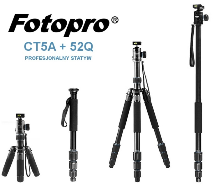 fotopro ct-5a