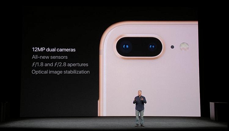 آیفون ۸ پلاس بهترین دوربین گوشیهای هوشمند دنیا را دارد!
