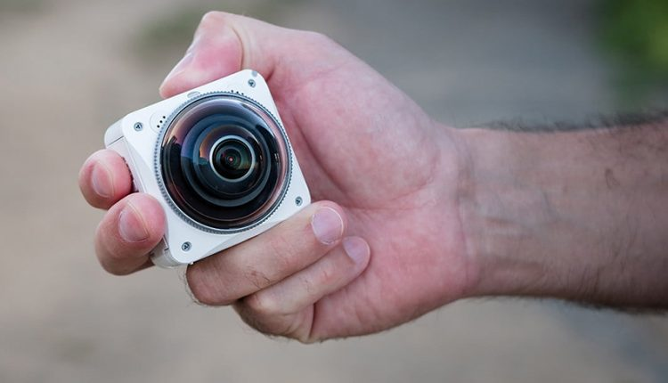 اکشن کمرا 360 درجه کداک وارد بازار شد : PixPro Orbit360 4K VR
