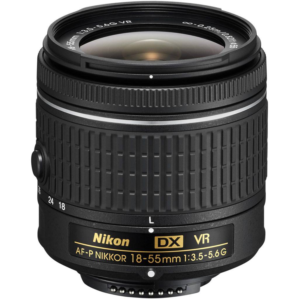 Nikon AF-P DX NIKKOR 18-55mm لنزهای نیکون