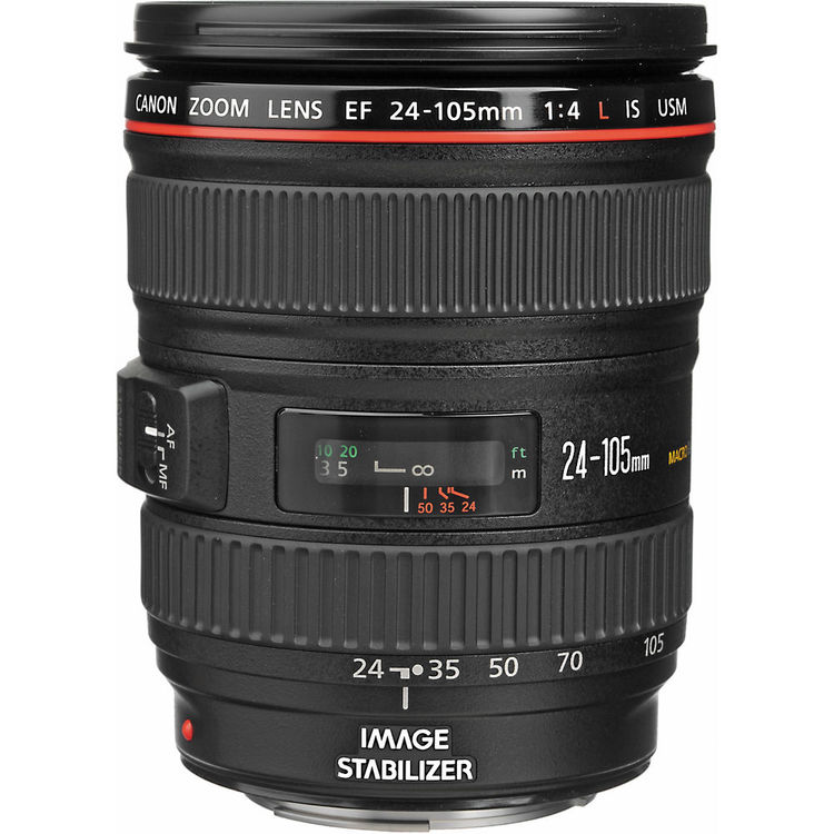 لنز EF 24-105mm F4L IS II USM