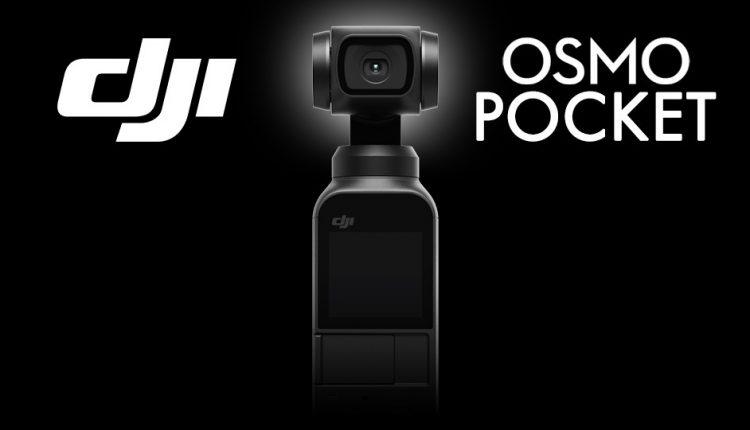 معرفی DJI Osmo Pocket