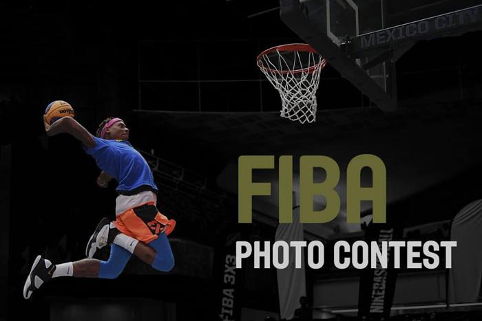 مسابقه عکاسی FIBA 2019