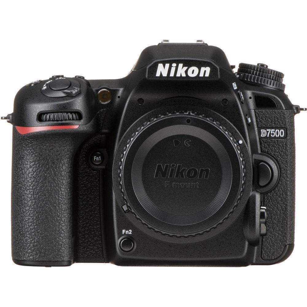 بهترین دوربین نیکون - Nikon D7500