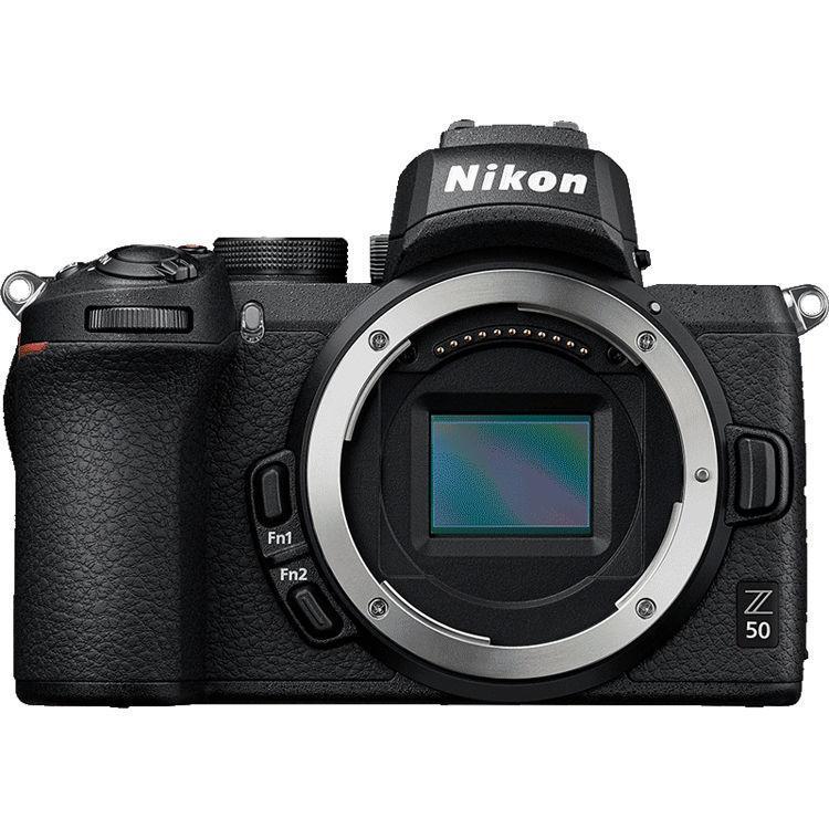 بهترین دوربین نیکون - Nikon Z50