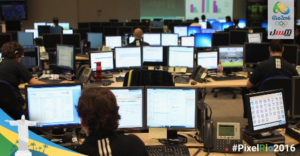 آمادگی مرکز فناوری المپیک برای رقابتهای ریو 2016