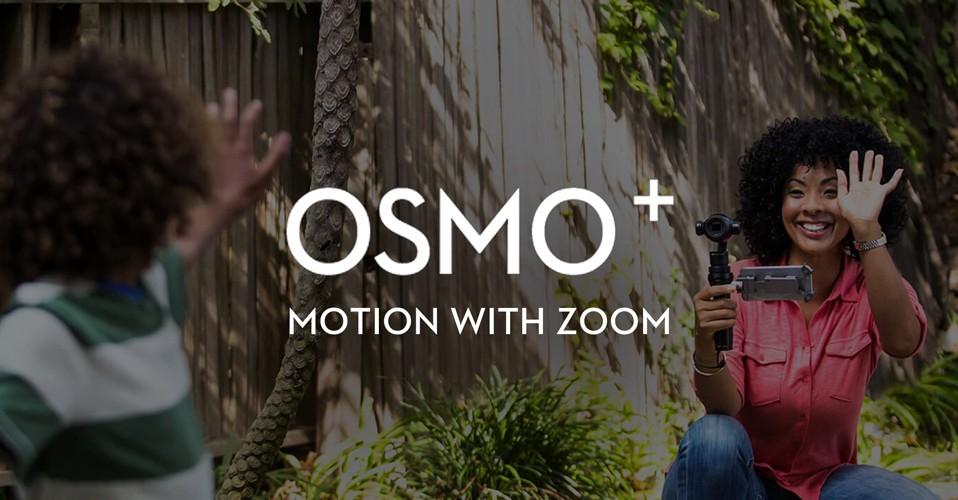 +Osmo با قابلیت بزرگنمایی اپتیکال معرفی شد