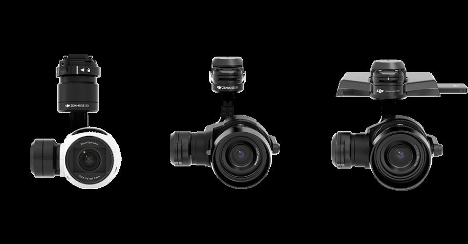 دوربین جدید DJI با بزرگنمایی اپتیکال 30x رونمایی شد